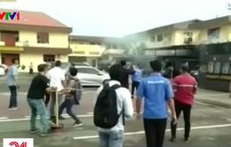 Đánh bom ở Indonesia, 2 người thương vong