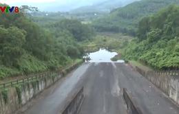 Quảng Nam nhiều hồ đập cần khẩn cấp sửa chữa