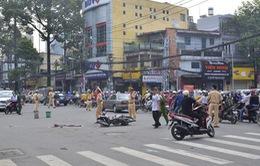 Tổ chức Lễ tưởng niệm nạn nhân tai nạn giao thông tại TP.HCM