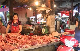 Giá thịt lợn tại Hà Nội tăng 30% so với cuối tháng 10