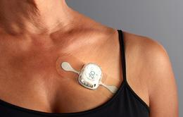Miếng dán theo dõi nhịp tim hiệu quả cao