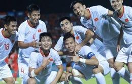 Đội hình xuất phát ĐT Việt Nam gặp ĐT UAE: Tiến Linh, Tuấn Anh đá chính, Công Phượng dự bị