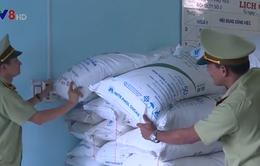 Phú Yên: Bắt 5 tấn đường nhập lậu