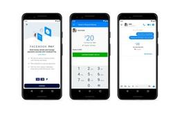 Facebook trình làng Facebook Pay tại Mỹ