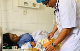 Cứu sống một sản phụ sắp sinh bị sốt xuất huyết nặng