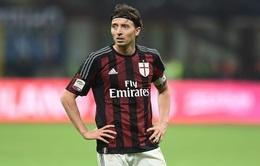Riccardo Montolivo chia tay sự nghiệp cầu thủ ở tuổi 34