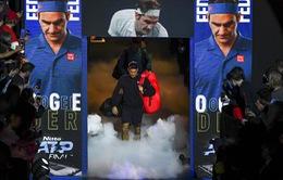 Federer: Chẳng có bóng ma nào sau trận chung kết Wimbledon