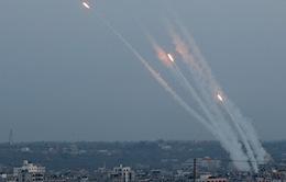 Các vụ bắn rocket tái diễn bất chấp lệnh ngừng bắn ở dải Gaza