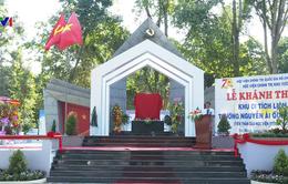 Khánh thành khu lưu niệm Trường Nguyễn Ái Quốc miền Nam