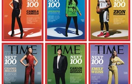 Tạp chí Time công bố top 100 gương mặt trẻ có tầm ảnh hưởng trong năm 2019