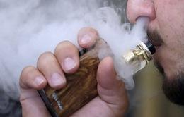 Ca tử vong đầu tiên do thuốc lá điện tử tại Bỉ