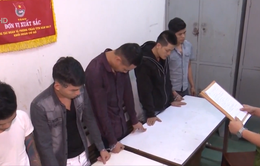 Đà Nẵng: Làm rõ nhóm thanh niên dùng hung khí chém nhau ngay giữa phố