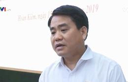 Chủ tịch UBND TP Hà Nội trả lời về nghi vấn lợi ích nhóm trong dự án nước sạch