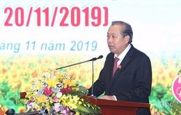 Phó Thủ tướng Thường trực thăm Học viện Nông nghiệp Việt Nam