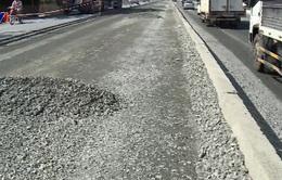 Triển khai thí điểm công trình chống ngập cho Quốc lộ 1A
