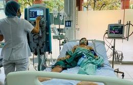 Lọc máu liên tục cứu bệnh nhân suy đa tạng nguy kịch