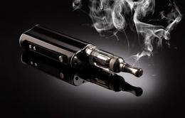 Bộ Y tế xem xét đề xuất cấm thuốc lá điện tử