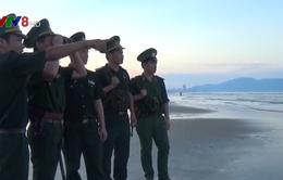 Biên phòng Đà Nẵng giữ vững tuyến biển bình yên
