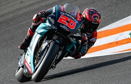 Fabio Quartararo lần thứ 6 giành pole trong mùa Moto GP 2019