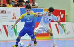 Chủ nhà SHK Nghệ An tham dự giải Futsal Cúp quốc gia 2019