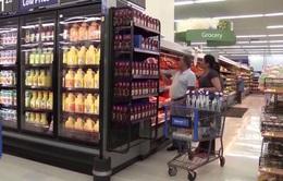 Doanh thu bán lẻ tại Mỹ tháng 11 tăng thấp hơn dự kiến