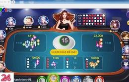 Lại xuất hiện trang web đánh bạc online trá hình mới kiểu RikVip