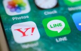 Yahoo Japan và Line thông báo sáp nhập