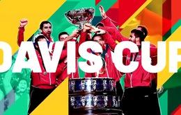 Lịch tường thuật trực tiếp giải quần vợt Davis Cup 2019 trên VTVcab