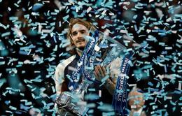 Đả bại Dominic Thiem, Tsitsipas vô địch ATP Finals 2019