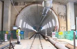 Lùi tiến độ hoàn thành tuyến metro số 1 Bến Thành - Suối Tiên