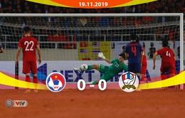 ĐT Việt Nam 0-0 ĐT Thái Lan: Chia điểm kịch tính, ĐT Việt Nam bảo toàn ngôi đầu bảng!