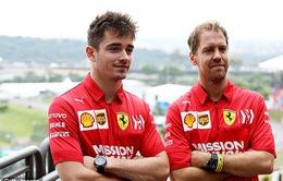 2 tay đua của Ferrari sẽ phải giải trình về tai nạn tại GP Brazil