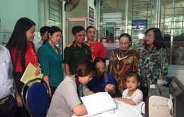 Khám sàng lọc tim bẩm sinh miễn phí cho khoảng 2.000 trẻ em tại Đồng Nai