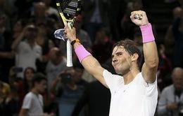 Rafael Nadal tuyên bố sẽ tham dự Madrid mở rộng 2020