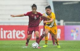 Thua đáng tiếc Australia, U19 nữ Việt Nam dừng bước ở giải châu Á