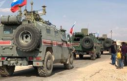Thổ Nhĩ Kỳ và Nga tuần tra chung tại miền Bắc Syria