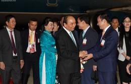 Thủ tướng Nguyễn Xuân Phúc đến Thái Lan, bắt đầu chuyến tham dự Cấp cao ASEAN
