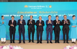 Việt Nam mở đường bay mới tới Thái Lan