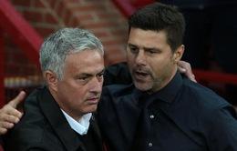 Chỉ sau 1 trận, Mourinho cân bằng thành tích từ đầu mùa của Pochettino