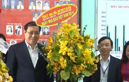 Lãnh đạo thành phố Đà Nẵng chúc mừng Ngày Nhà giáo Việt Nam