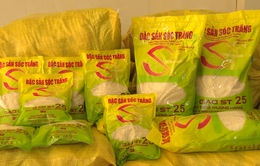Coi chừng mua nhầm gạo ST25 dỏm