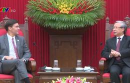 Hoa Kỳ coi trọng và mong muốn tăng cường quan hệ hợp tác với Việt Nam