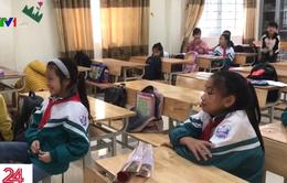 Hàng ngàn học sinh tại huyện Mê Linh vẫn tiếp tục nghỉ học
