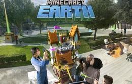 Minecraft Earth mở truy cập sớm trên Android và iOS