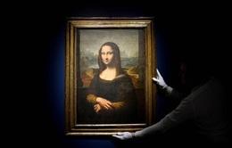 Đấu giá bản sao bức chân dung Mona Lisa thu về hơn 611.000 USD