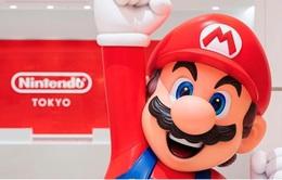 Cửa hàng đầu tiên của riêng thương hiệu Nintendo tại Nhật Bản