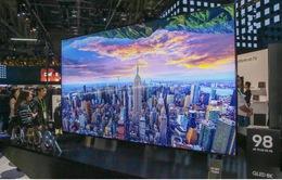 Samsung tiếp tục dẫn đầu thị trường TV cao cấp