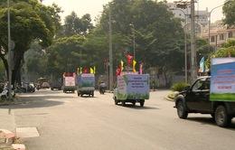 Ra quân tăng cường lập lại trật tự đô thị tại TP.HCM