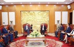 Đẩy mạnh hợp tác năng lượng Việt Nam - Pháp
