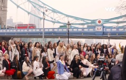 Thí sinh thi Miss World 2019 bắt đầu đến London